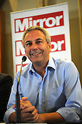 Labour Party Annual Conference<br /> Brighton<br /> 27-30 September<br /> Fringe meeting 'Real Britain'.<br /> Organised by Unite the Union and the Daily Mirror.<br /> Kevin Maguire, associate editor of the Daily Mirror newspaper.