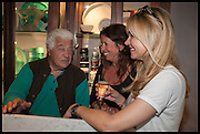 ANTONIO CARLUCCIO; KATIE MILLARD; EMMA KAMAN, Dinosaur Designs launch of their first European store in London. 35 Gt. Windmill St. 18 September 2014