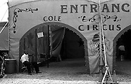CIRCUS - The Cole Bros.Circus at Coney Island