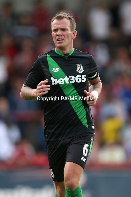 Stoke City's Glenn Whelan