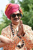 Canal Parade tijdens de Pride 2018 -  Prins Manvendra