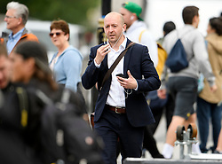 © Licensed to London News Pictures. 17/06/2019. London, UK. LEE CAIN, special advisor to Boris Johnson MP is seen arriving at the Houses of Parliament in London. Boris Johnson has cemented his position as favourite to become the next Prime Minster after winning a landslide in the first round of the conservative party's leadership race. Photo credit: Ben Cawthra/LNP