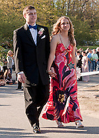 Laconia High School Junior Prom at Steele Hill Resort in Sanbornton May 13, 2011.