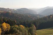 Ilztal, Bayerischer Wald, Bayern, Deutschland   Ilz valley, Bavarian Forest, Bavaria, Germany