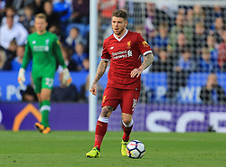 Alberto Moreno of Liverpool - Mandatory by-line: Paul Roberts/JMP - 23/09/2017 - FOOTBALL - King Power Stadium - Leicester, England - Leicester City v Liverpool - Premier League