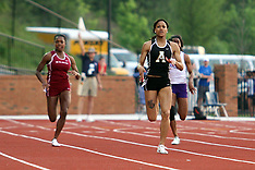 Women's 200-meter Trials