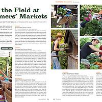 CityBites- Harvest 2011 Markets
