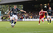David Clarkson scores from the penalty spot - Dundee v Abderdeen, SPFL Premiership at Dens Park<br /> <br />  - &copy; David Young - www.davidyoungphoto.co.uk - email: davidyoungphoto@gmail.com