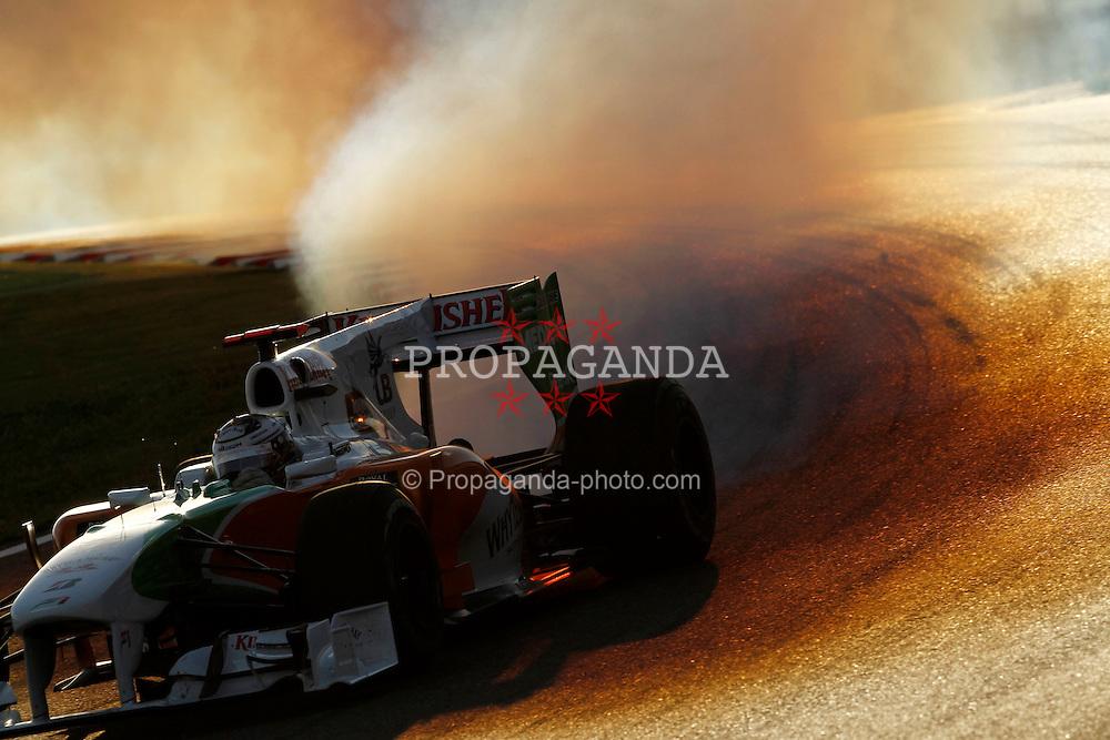 Motorsports / Formula 1: World Championship 2010, GP of Japan, 14 Adrian Sutil (GER, Force India F1 Team),