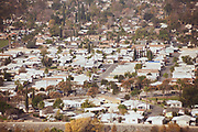 Trailer Park Community Seen from Mt. Rubidoux