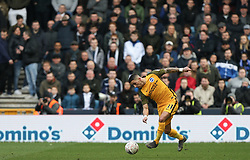 Anthony Knockaert of Brighton and Hove Albion plays a reverse pass - Mandatory by-line: Arron Gent/JMP - 17/03/2019 - FOOTBALL - The Den - London, England - Millwall v Brighton and Hove Albion - Emirates FA Cup Quarter Final