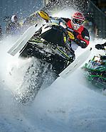 CSRA Snowmobile Racing