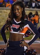 Morgan State Bears Cheerleaders