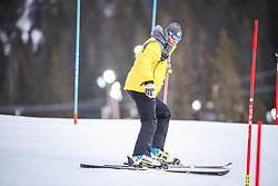 17.02.2019, Aare, SWE, FIS Weltmeisterschaften Ski Alpin, Slalom, Herren, im Bild Markus Waldner (FIS Chef Renndirektor Weltcup Ski Alpin Herren) // Markus Waldner Chief Race Director World Cup Ski Alpin Men of FIS during the men's Slalom of FIS Ski World Championships 2019. Aare, Sweden on 2019/02/17. EXPA Pictures © 2019, PhotoCredit: EXPA/ Johann Groder
