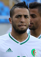 Fifa Men´s Tournament - Olympic Games Rio 2016 - <br /> Algeria National Team -  <br /> Abderrahmane MEZIANE