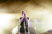 The Moth & The Flame performs at the Showbox SoDo in Seattle on Monday, October 20, 2014.