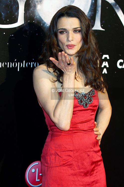 Premire de Agora, de Alejandro Amenabar, con Rachel Weisz en Madrid en los cines Kinepolis.