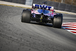 February 21, 2019 - Barcelona Barcelona, Espagne Spain - STROLL Lance (can), SportPesa Racing Point F1 RP19, action during Formula 1 winter tests from February 18 to 21, 2019 at Barcelona, Spain - Photo  Motorsports: FIA Formula One World Championship 2019, Test in Barcelona, (Credit Image: © Hoch Zwei via ZUMA Wire)