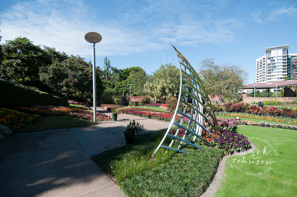 Roma Street Parkland, Brisbane, Queensland, Australia