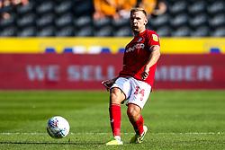 Andi Weimann of Bristol City - Mandatory by-line: Robbie Stephenson/JMP - 24/08/2019 - FOOTBALL - KCOM Stadium - Hull, England - Hull City v Bristol City - Sky Bet Championship