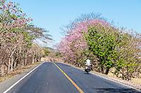 Biking in Nicaragua