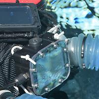 Le TRITON : un nouveau concept de recycleur<br /> <br /> Le TRITON, développé et fabriqué par la société M3S, est un nouveau concept de recycleur loisir, susceptible de vous ouvrir ces nouveaux horizons, aussi bien en plongée récréative que pour les plongeurs tech aguerris ou les plongeurs spéléo.<br /> Le TRITON casse aujourd'hui les dogmes actuels de la plongée en recycleur par trois caractéristiques : il est petit, léger et ventral.