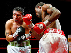 October 29, 2008: Vivian Harris vs Octavio Narvaez