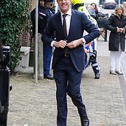 NLD/Naarden/20130329 - Mattheus Passion 2013, Mark Rutte