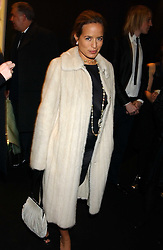 JADE JAGGER at a party to celebrate The World of Alber Elbaz for Lanvin at Harvey Nichols, Knightsbridge, London on 1st February 2006.<br /><br />NON EXCLUSIVE - WORLD RIGHTS