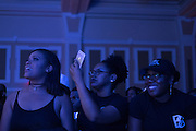 The Black Alumni Reunion Variety Show was held in Baker Ballroom on Saturday, September 17, 2016. © Ohio University / Photo by Kaitlin Owens