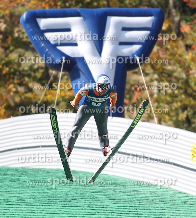 10.10.2010, ENERGIE AG Skisprungarena, Hinzenbach, AUT, Oesterreichische Staatsmeisterschaften Skispringen, im Bild WOLFGANG LOITZL, EXPA Pictures © 2010, PhotoCredit: EXPA/ R. Hackl