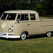 1960 Volkswagen Double-Cab Pickup