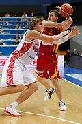DESCRIZIONE : Vilnius Lithuania Lituania Eurobasket Men 2011 Second Round Russia Macedonia Russia FYR of Macedonia<br /> GIOCATORE : Darko Sokolov<br /> CATEGORIA : fallo curiosita<br /> SQUADRA : Macedonia FYR of Macedonia<br /> EVENTO : Eurobasket Men 2011<br /> GARA : Russia Macedonia Russia FYR of Macedonia<br /> DATA : 12/09/2011<br /> SPORT : Pallacanestro <br /> AUTORE : Agenzia Ciamillo-Castoria/M.Metlas<br /> Galleria : Eurobasket Men 2011<br /> Fotonotizia : Vilnius Lithuania Lituania Eurobasket Men 2011 Second Round Russia Macedonia Russia FYR of Macedonia<br /> Predefinita :
