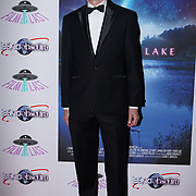 London, England, UK. 14th September 2017.Cast Phil Zimmerman attend the Landing Lake Film Premiere at Empire Haymarket,London, UK.