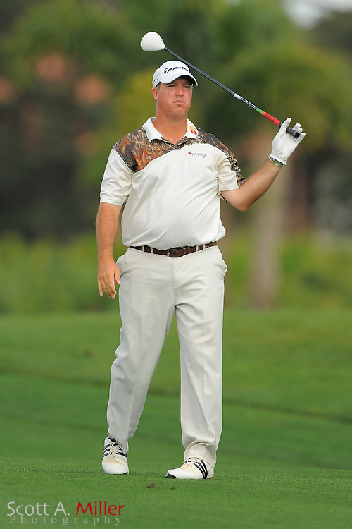 Boo Weekley during the second round of the Honda Classic at PGA National on March 2, 2012 in Palm Beach Gardens, Fla. ..©2012 Scott A. Miller.