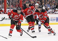 March 15, 2012: Colorado Avalanche at New Jersey Devils