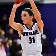 Stonehill Women's Basketball 02-02-19
