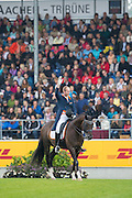 Diederik van Silfhout - Arlando NH N.O.P.<br /> FEI European Championships Aachen 2015<br /> © DigiShots