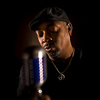 Carlton Douglas Ridenhour (born August 1, 1960), better known by his stage name Chuck D, is an American emcee, author,[1] and producer. He helped create politically and socially conscious hip hop music in the mid-1980s as the leader of the rap group Public Enemy. About.com ranked him at No. 9 on their list of the Top 50 MCs of Our Time, while The Source ranked him at No. 12 on their list of the Top 50 Hip-Hop Lyricists of All Time.