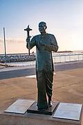 Sri Chinmoy Monument, Figueira da Foz, Portugal