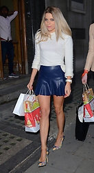Olivia Cox attends Cherry Edit Launch Party at Cafe Kuizen, Hanover Square, London on Wednesday 1 October 2014