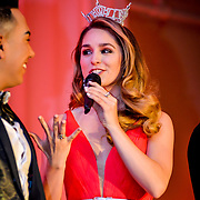 2018 Miss Texas America Margana Wood  speaks at the 2018 Miss El Paso America Beauty Pageant, El Paso Texas March 3, 2018 , Andres Acosta / El Paso Herald-Post