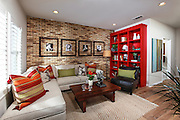 Modern Interior Design In Apartment Loft Living