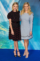 © Licensed to London News Pictures. 13/03/2018. London, UK. AVA ELIZABETH PHILIPPE and REESE WITHERSPOON arrives for the European film premiere of A Wrinkle In Time<br /> Photo credit: Ray Tang/LNP