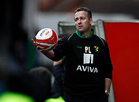 Photo: Richard Lane/Richard Lane Photography. Swindon Town v Norwich City. Coca-Cola Football League One. 20/03/2010. Norwich's manager, Paul Lambert.