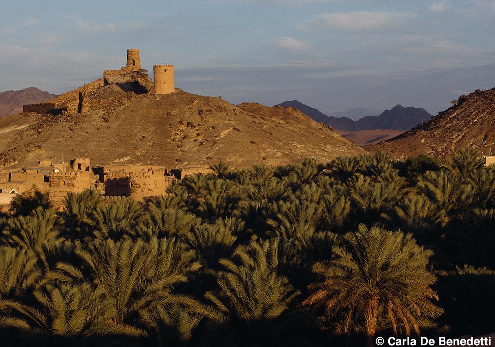 Landscape near Muscat