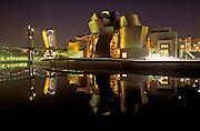 SPAIN, NORTH COAST, BILBOA Guggenheim Museum; Frank Gehry
