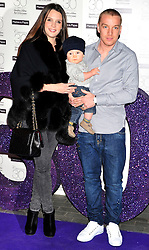 © under license to London News Pictures. 07/03/11. Danielle Lloyd and Jamie O'hara. Mamas & Papas - 30th anniversary party,Stars attend as the baby clothing and accessories store celebrates three decades in the business with a star-studded party at the store in Regent street . Photo credit should read alan roxborough/LNP