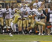 Georgia Tech vs. Notre Dame 090206