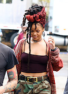 New York - Rihanna On Oceans 8 Film Set - 03 Nov 2016